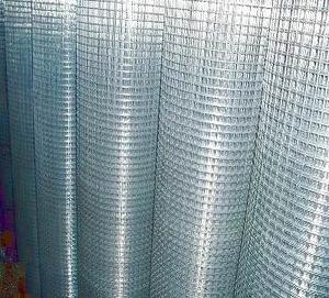 weldeded wire mesh zinc coated