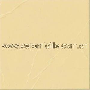 golden beige polished porcelain tile