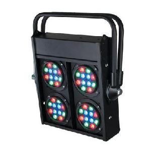 led 48x1watt blinder light
