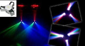 led claw fish dj lighting