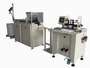 wire forming binding machine line