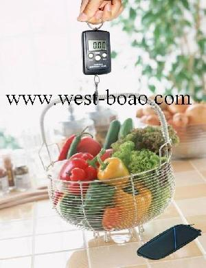 digital vegetable scales maximum 40kg 20g portable