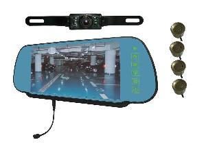vehicle video parking sensor reversing system bt 770sc4