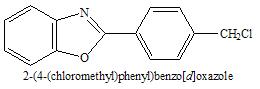 intermediate benzo d oxazole