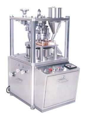 mini rotary tablet press