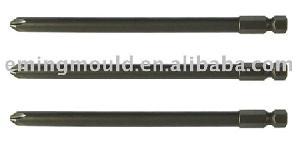 cutting tools screw driver bits 100 mm