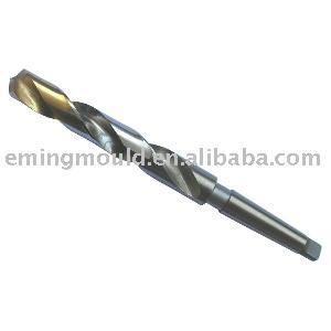 gold head taper shank twist drills din 345 drill