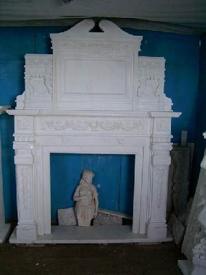 hunan marble fireplace pictures