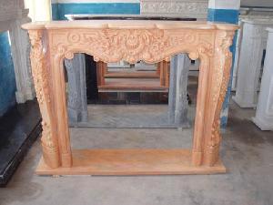 wan xia stone fireplace pics