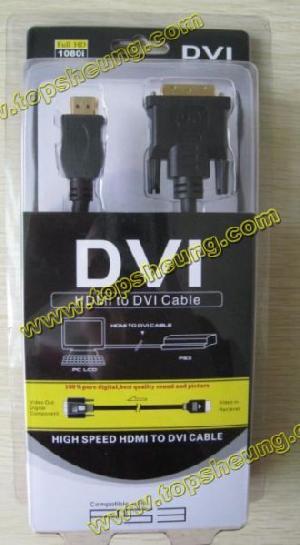 ps3 hdmi dvi cable
