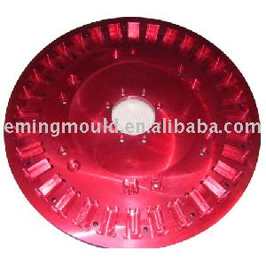 aluminium precision machine cnc machining anodizing