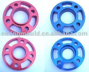 blue anodize machine precision machining