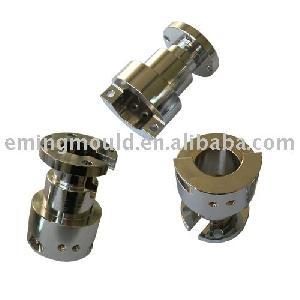 chrome machine cnc machining precision
