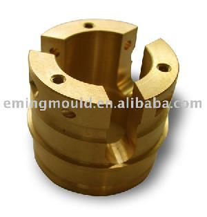 cnc precision machining brass