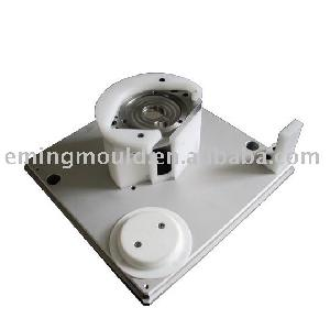 plastic machined pvc machining