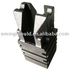 steel casting machining cnc tooling