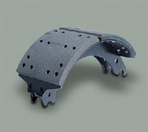 truck brake shoe