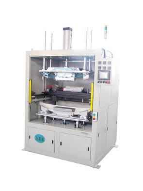 plate plastic welding machine