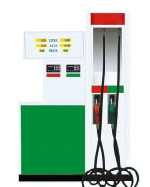 fuel dispenser european 4 nozzles