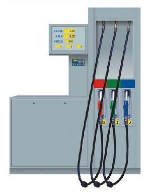 fuel dispenser european 6 nozzles