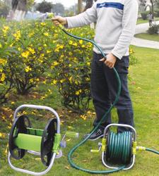 hose reel garden winding