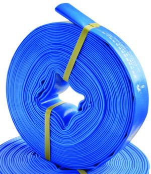 lay flat discharge water hose