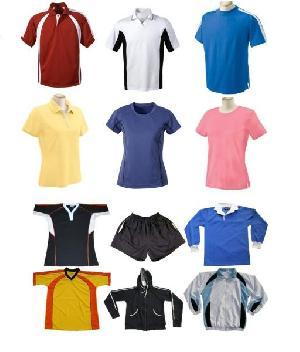 sports wear exporter