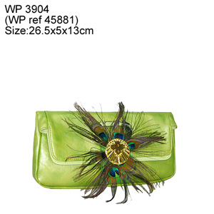 pu fashion clutch bag