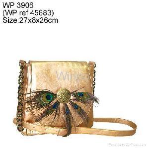 pu leather fashion shoulder bag