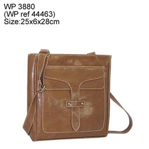 pvc men s shoulder bag