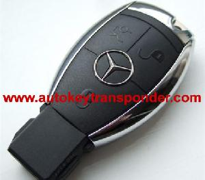 mercedes benz chrome remote 2006 2008