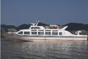 16 8m passenger boat 50persons