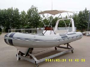inflatable boat rib470