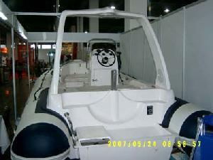 inflatable boat rib560hg