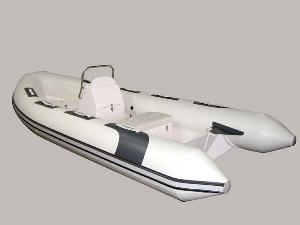 rigid inflatable boat 470