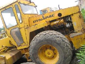 dynapac road roller ca25 cat engine conditions 1996