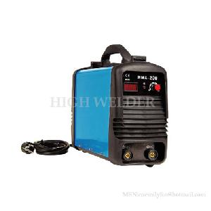 digital display inverter mma dc hand electrode welding machine welder 200 160 b22