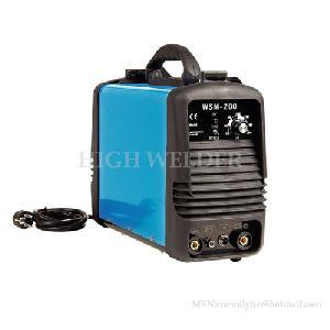 plastic inverter dc tig mma welder welding machine ws 160 180 200 b2