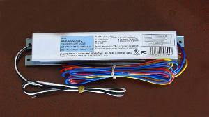 electronic fluorescent ballast instant power factor t8 32watt 4 tube 3 lamp 2 li
