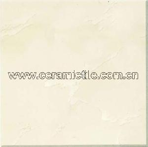 soluable salt polished porcelain tile