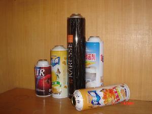 aerosol cans 65 mm