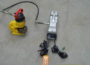 handy electric hydraulic pump