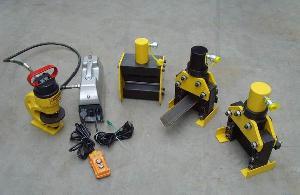 motor hydraulic pressure driver