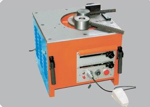 steel rod bender bending machine