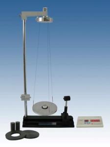 moment inertia measuring apparatus