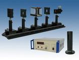 ultrasonic grating laboratory apparatus