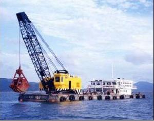 8cbm backhoe dredger 1 57 million usd