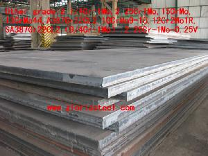 Vessel Steel Plate Spa-h, Q550nqr1, 09cup, Cortena, A204m, A285m, A203gre, 3.5ni From China