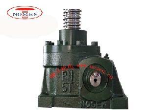 precision worm gear screw jack ball mechanical actuators
