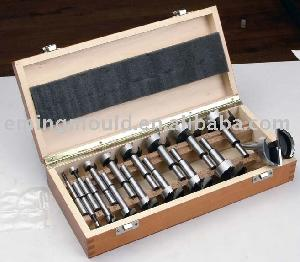 16 forster bits wood drills